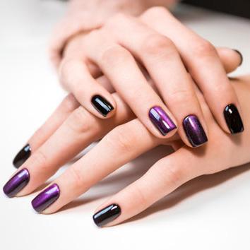 Shellac nail service